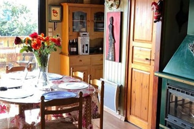 location chalet pyrenees